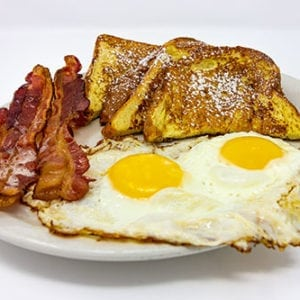 Wooglins Breakfast Combo