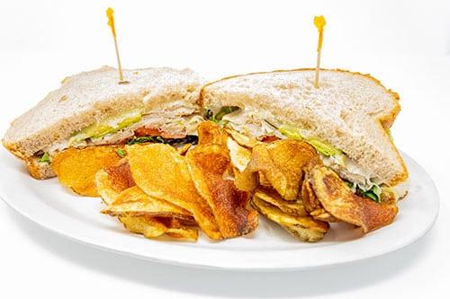 build your own sandwich whole sandwich