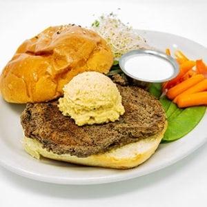 burgers garden burger