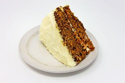wooglins desserts carrot cake slice