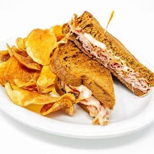 grilled sandwiches ham swiss