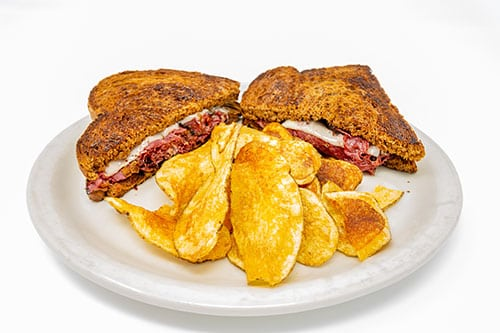 grilled sandwiches pastrami swiss