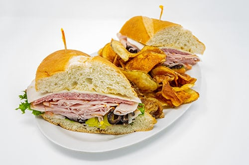 overstuffed sandwiches and wraps italian