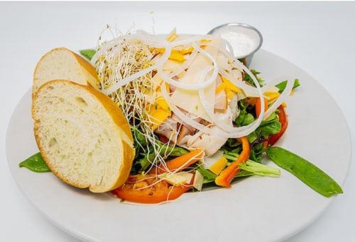 salads chef salad