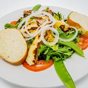 salads grilled chicken salad