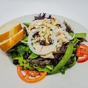salads turkey cranberry salad