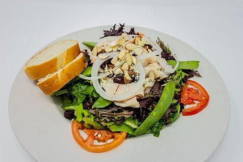 salads turkey cranberry salad