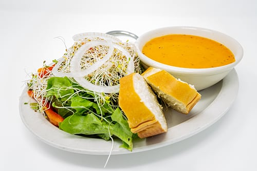 soups and such soup salad