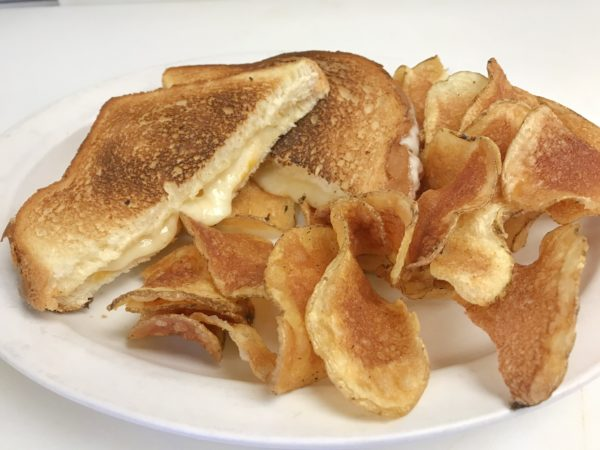 Todd's Grilled Cheese